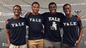 Ohio quadruplets accepted into Ivy League schools, including Harvard and Stanford, decide to attend Yale together