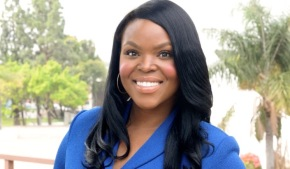 Aja Brown, Compton's youngest Mayor, re-elected for secondterm