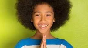 Meet 11-year-old Tabay Atkins: The youngest certified yoga teacher in the US