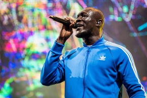 Stormzy used his Glastonbury set to demand answers from government about deadly Grenfell Tower blockfire