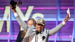 "Chance The Rapper will donate his Grammy Award to Chicago's Museum of African American History to help ""build it up"""
