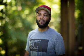 A graduate who rapped his dissertation has been appointed the hip-hop professor at the University ofVirginia