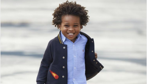 Ciara and Future's three-year-old son lands first modelling job with Gap