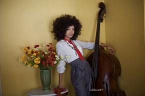 Grammy Award-winning singer Esperanza Spalding is now a Harvard professor