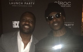 UK rapper Lethal Bizzle adds to his business empire with the launch of debut fragrance at star-studded event