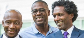 Poet and broadcaster Lemn Sissay launches university scheme to boost number of black males in legal sector